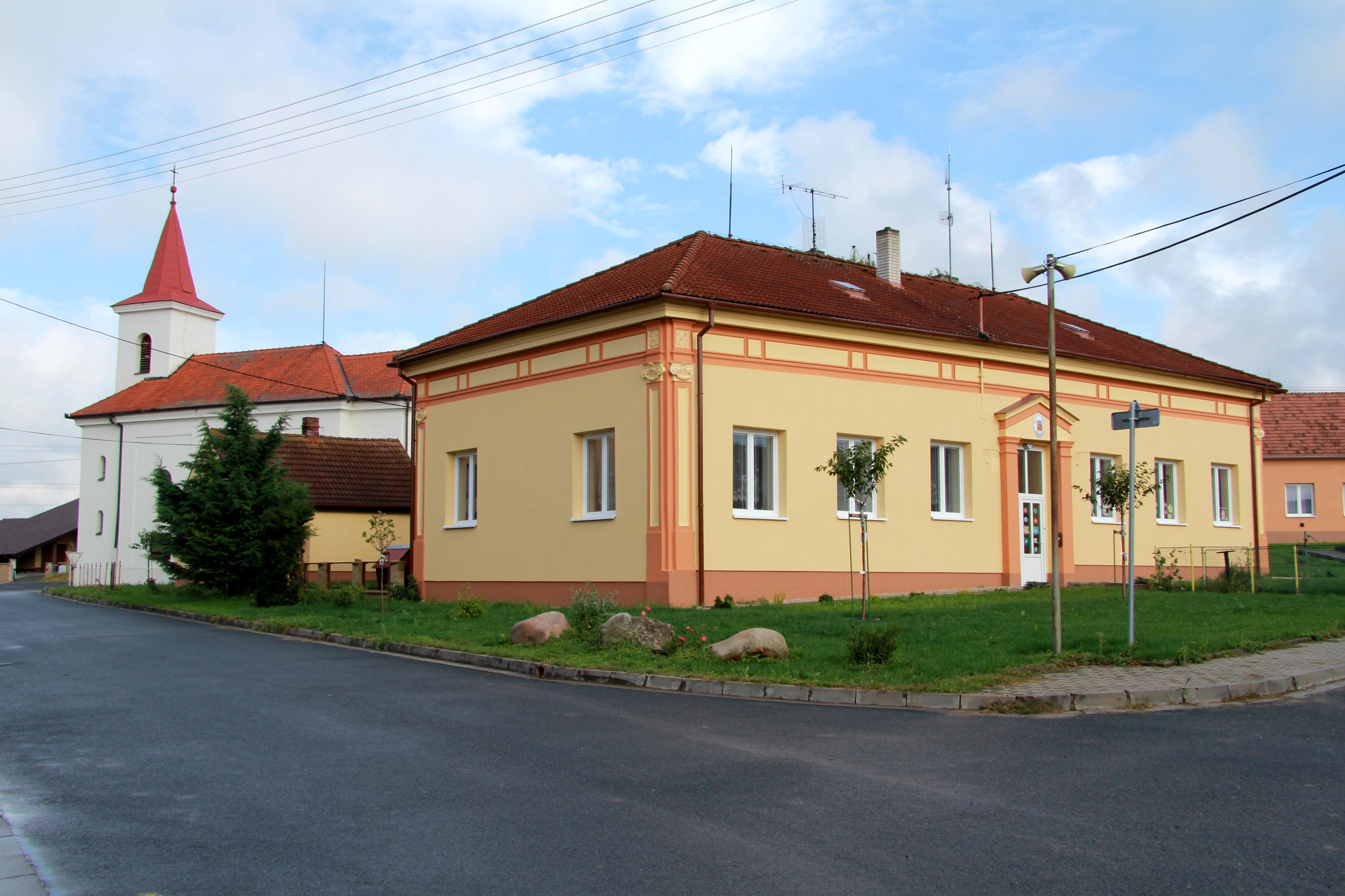 Mateřská škola Němčičky